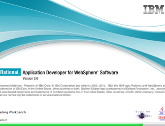 Updating WebSphere Commerce Application