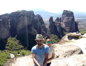 Day 19: Greece (Meteora)