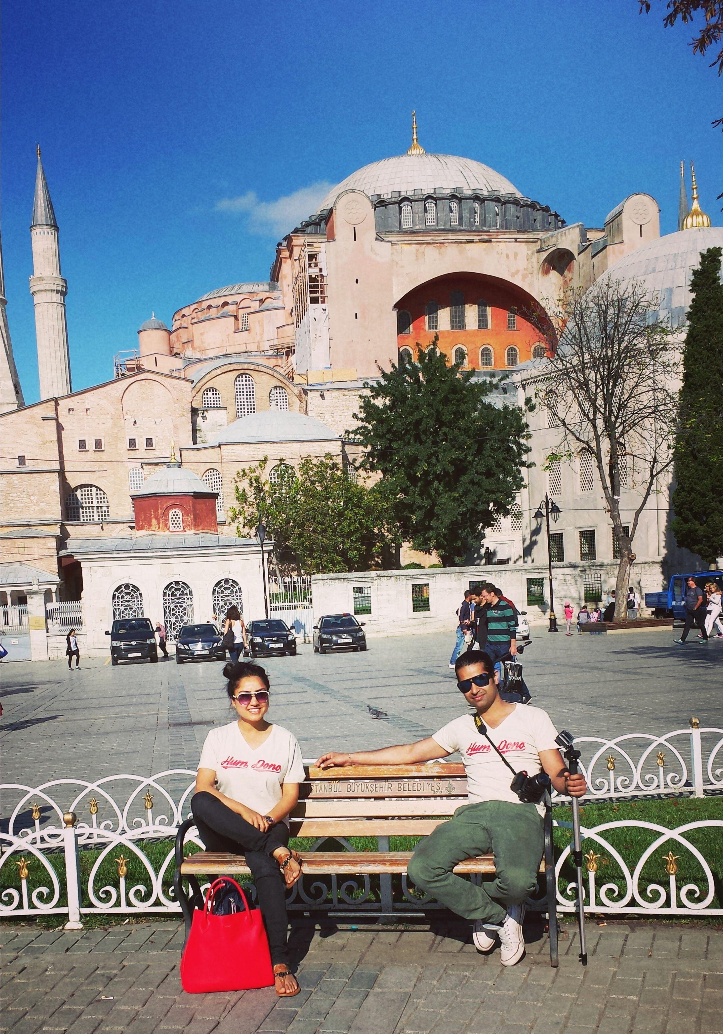 Aarti-Akhil-Istanbul