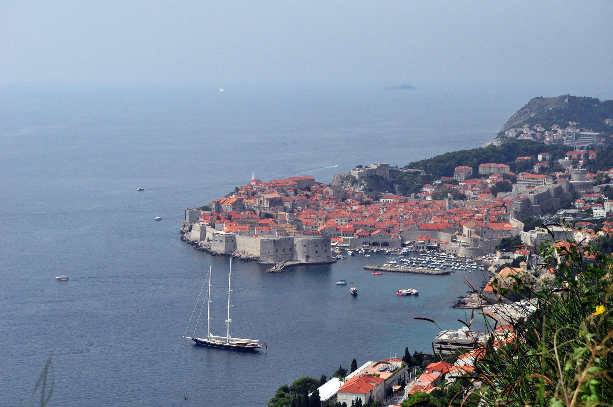 [Game of the Thrones Set] Dubrovnik, Croatia
