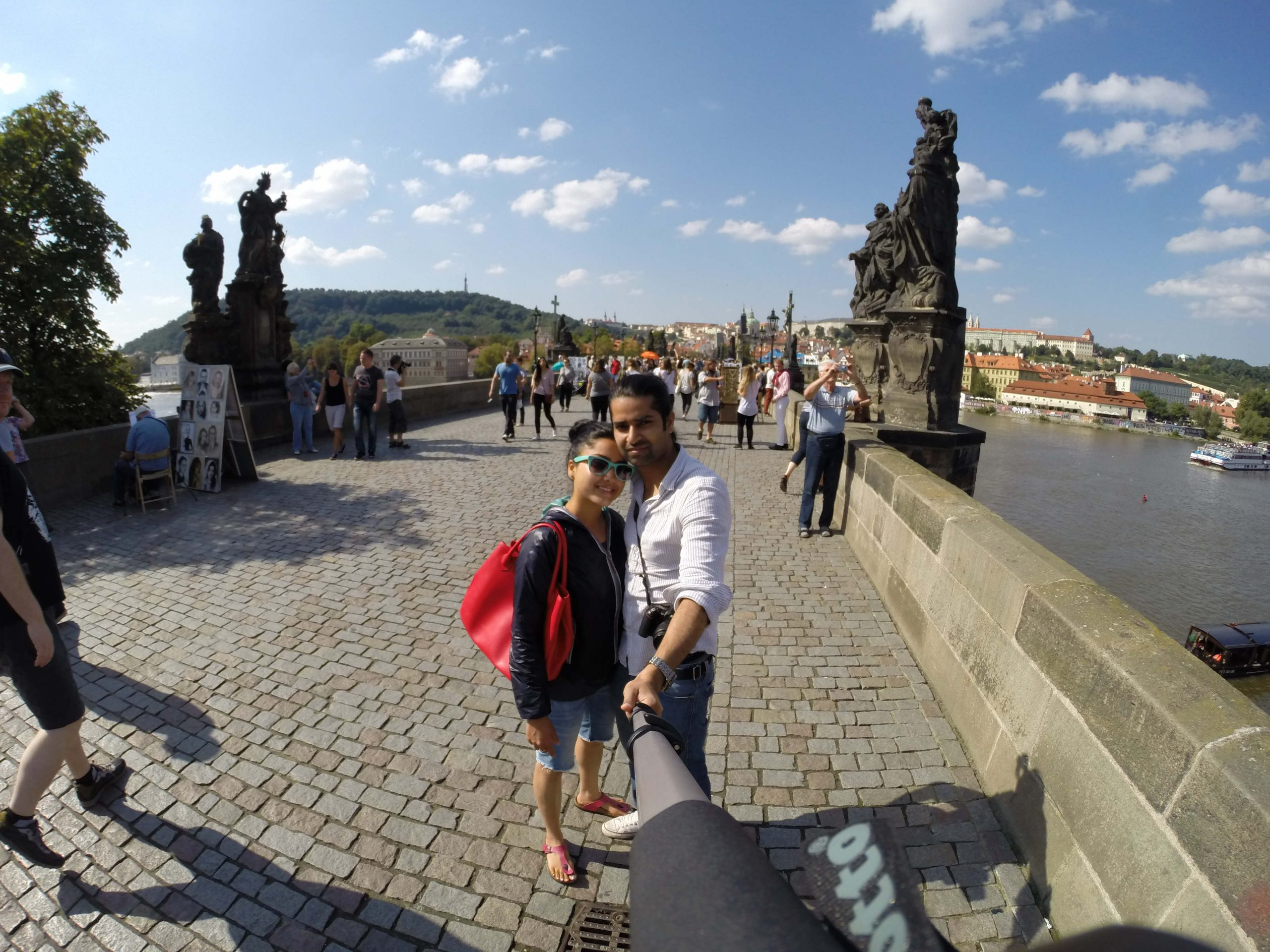 Day 12: Prague To Linz, Austria