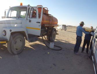 DAY 33: Drove Non-Stop Towards Uzbekistan Border