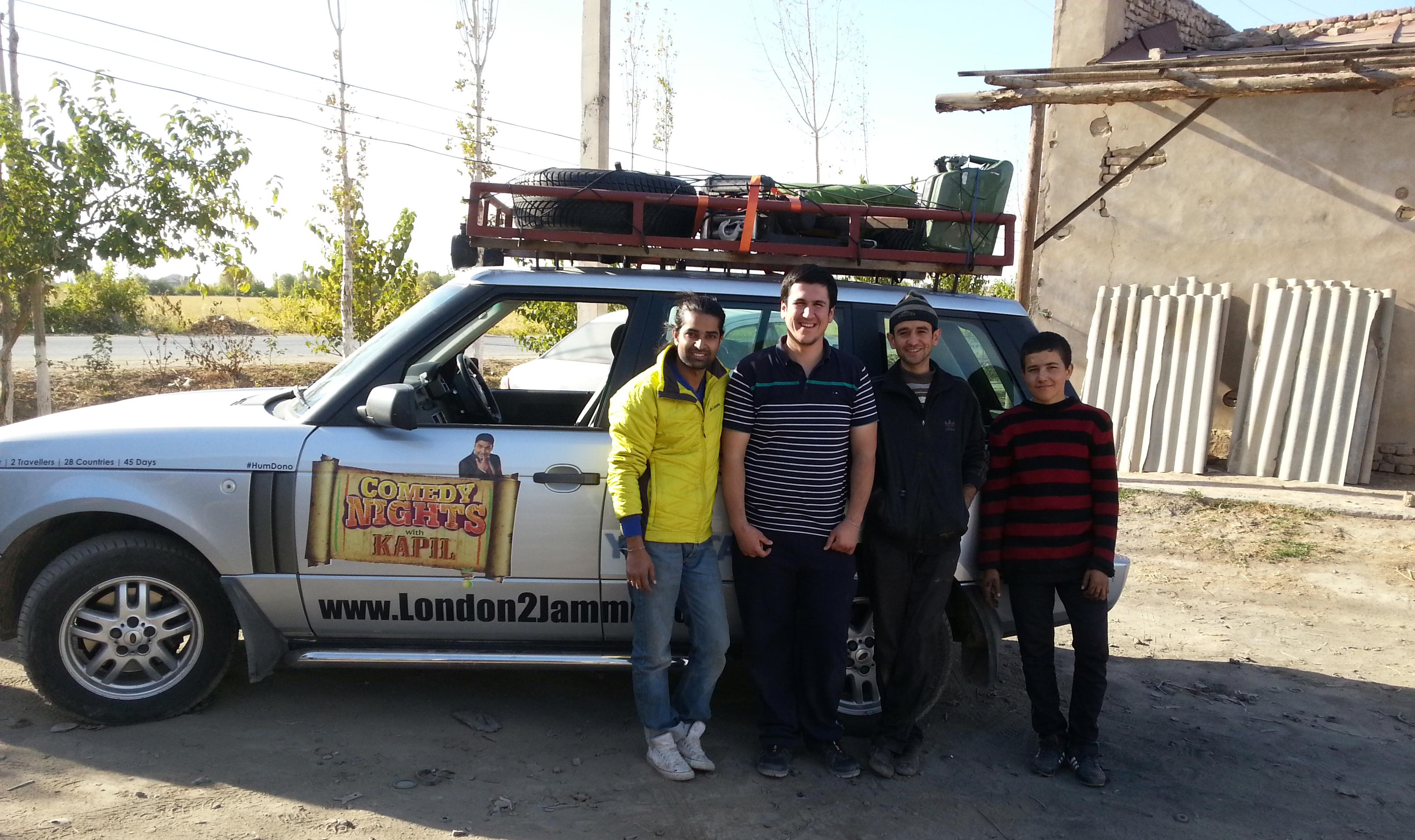 Mechanic Fixed RR Suspension, Khiva