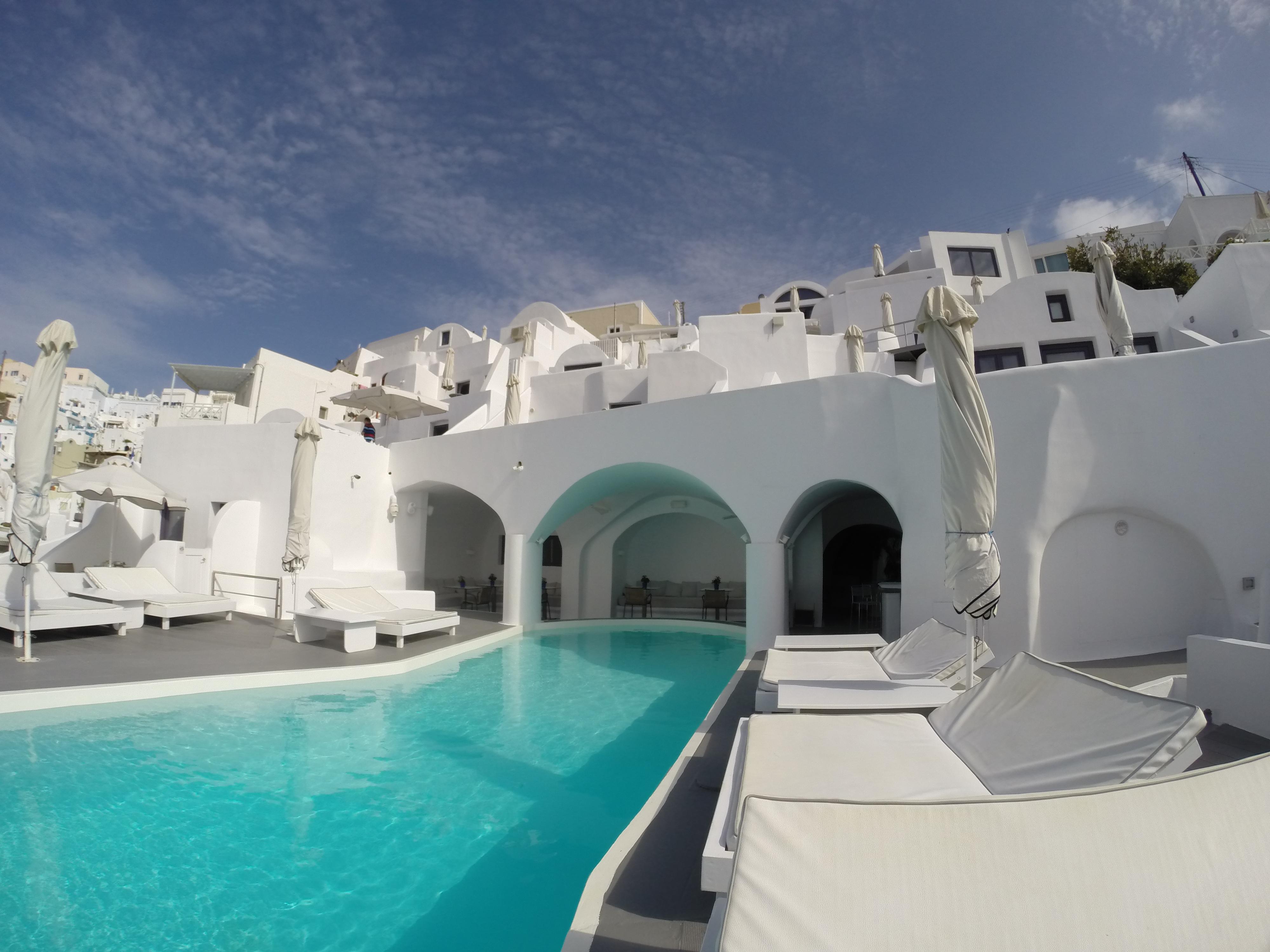 Hotel Chromata-Up-Style, Santorini