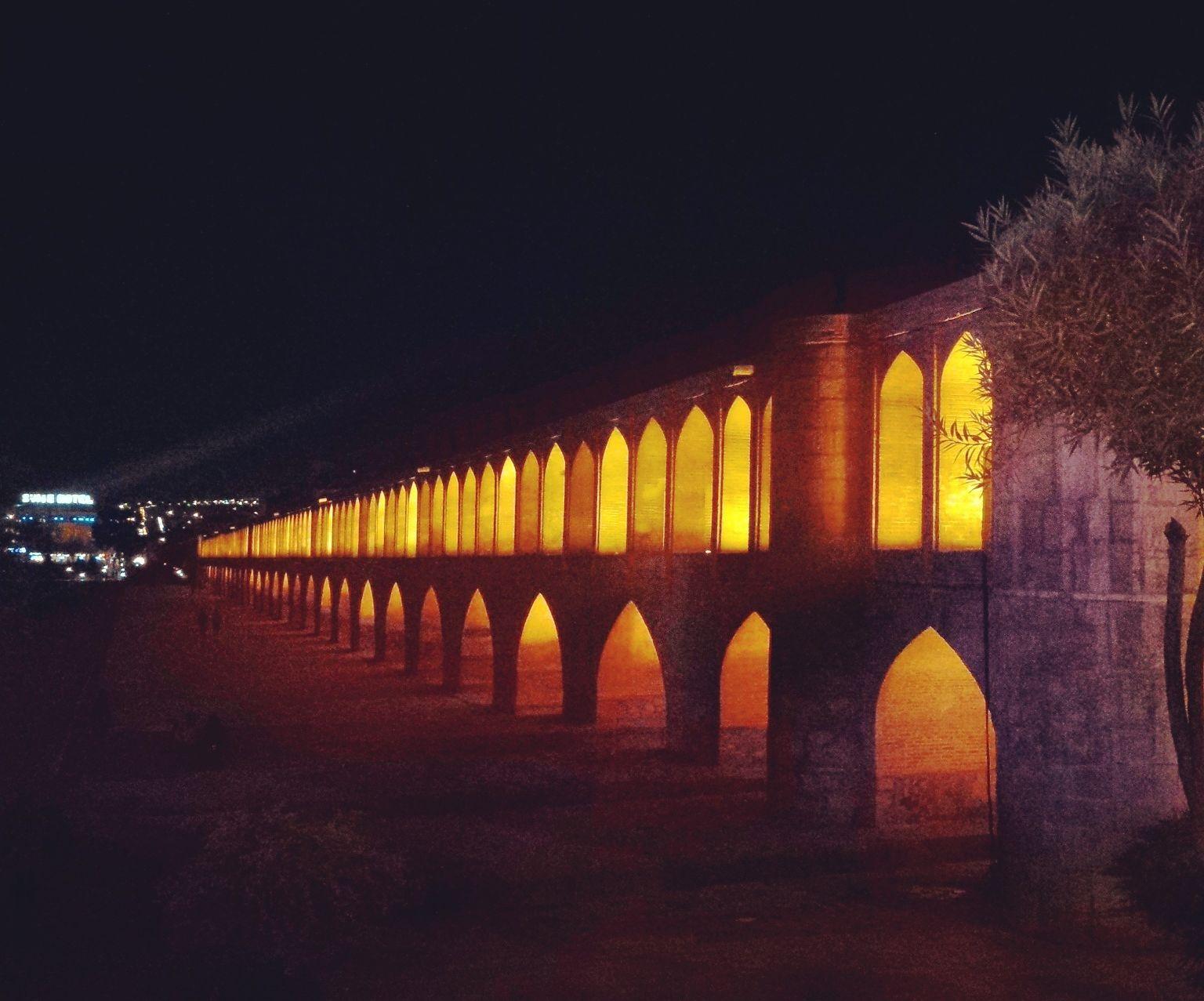 Si-O-Seh Pol Bridge