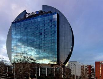 Radisson Blu Hotel, Frankfurt, Germany