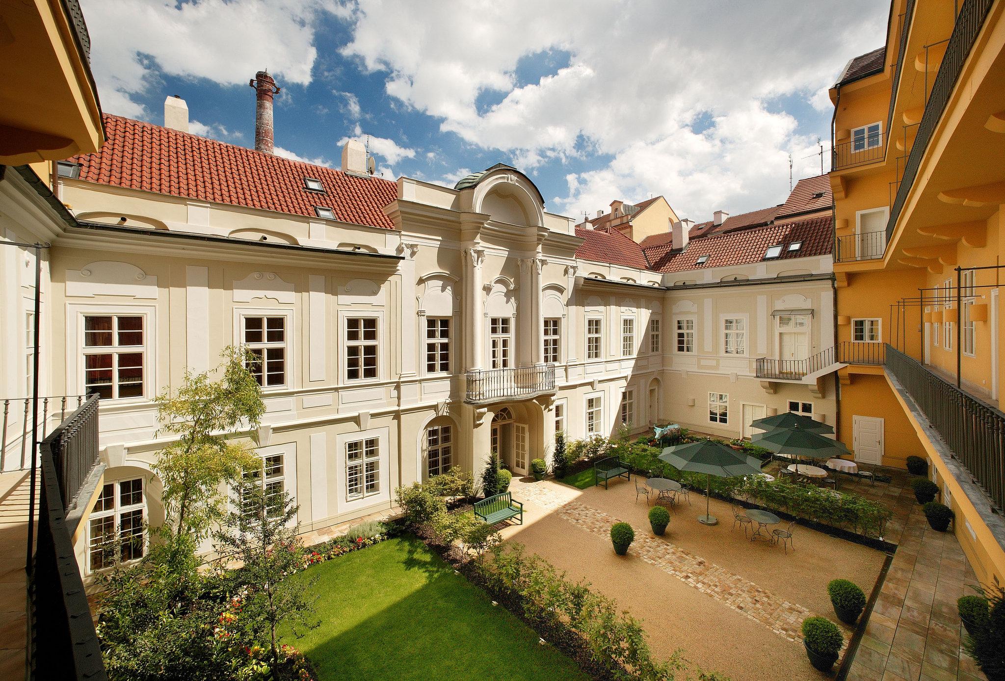 Mamaison Suite Hotel, Pachtuv Palace, Prague