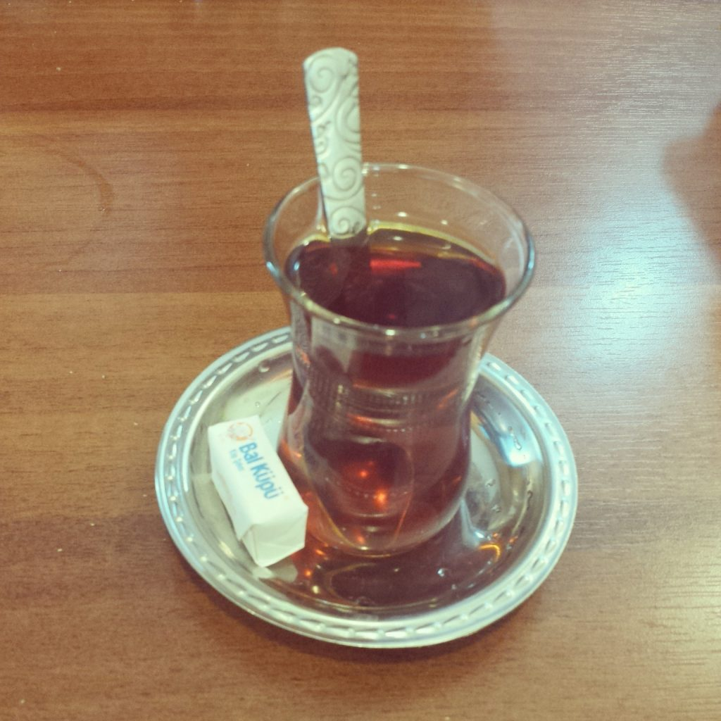 Turkish Tea - One for the Road