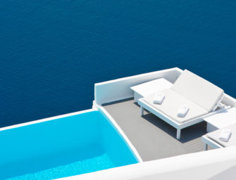 Chromata Up Style, Santorini
