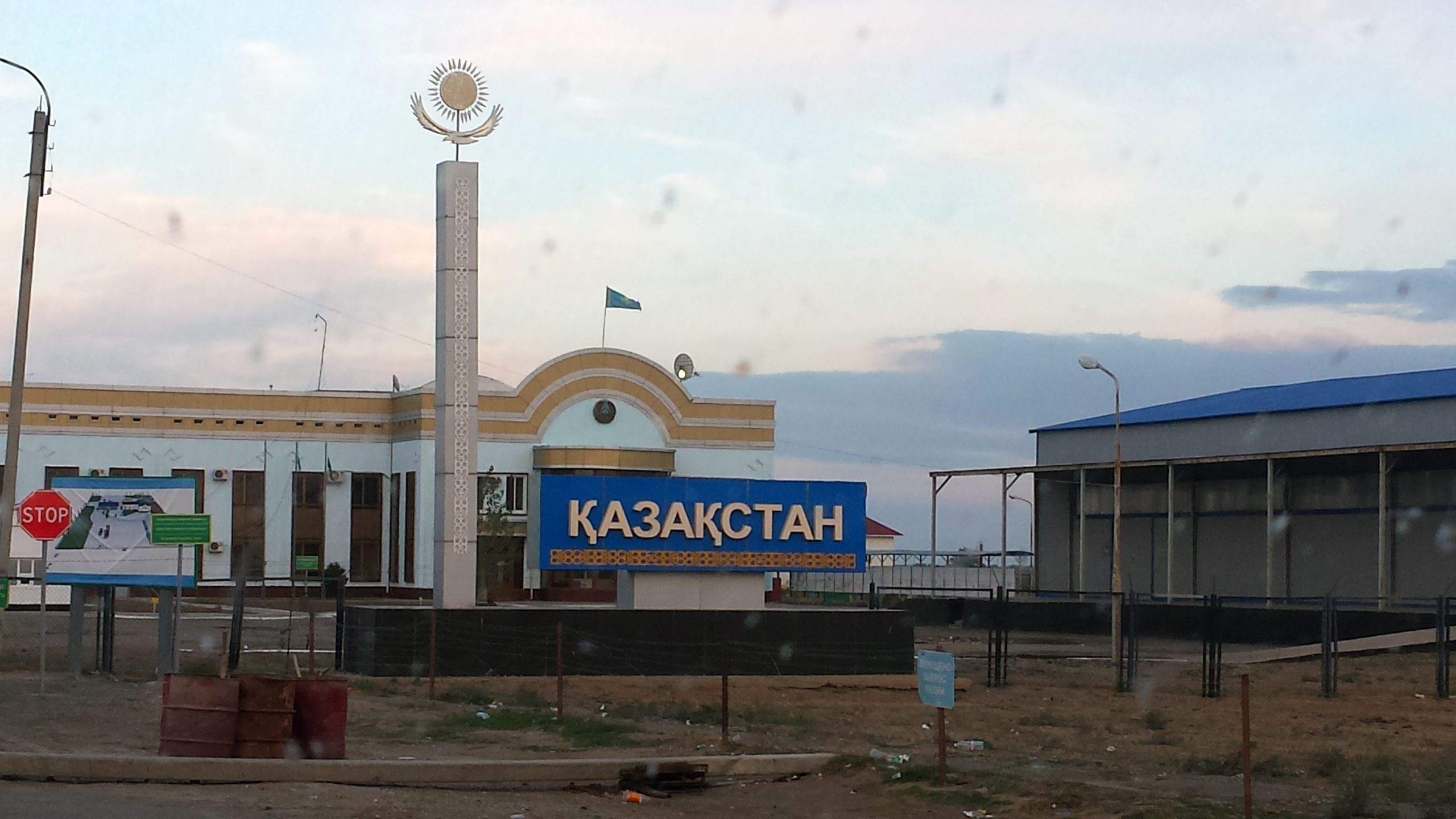 Day 31: Visit To Kazakhstan Embassy & The Wonderful Kazakhs