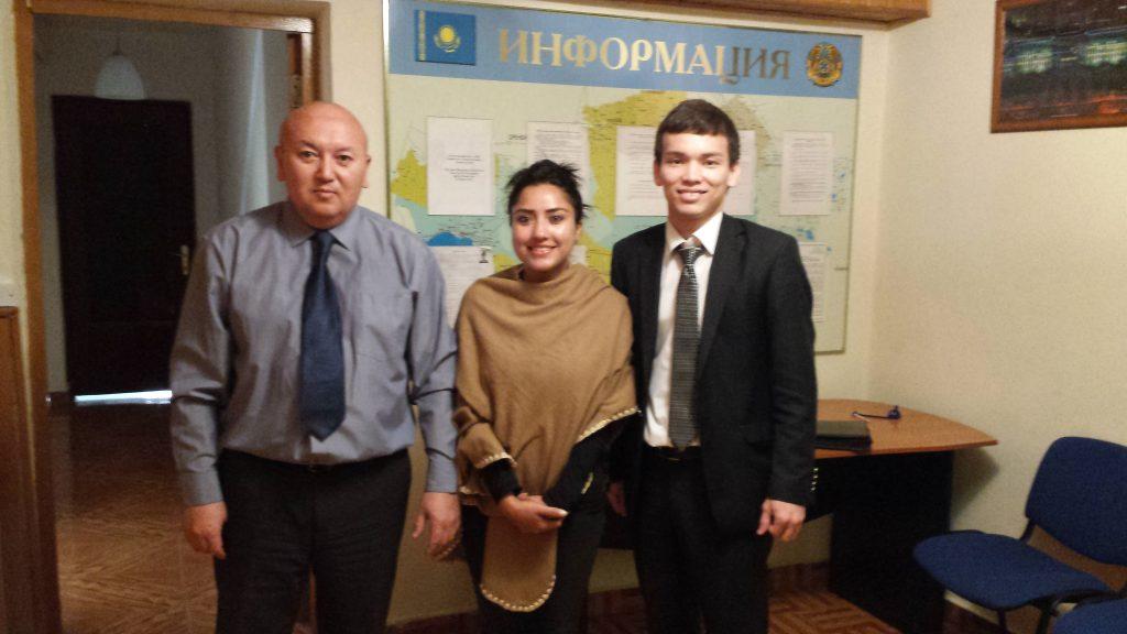 Kazakhstan Embassy Astrakhan