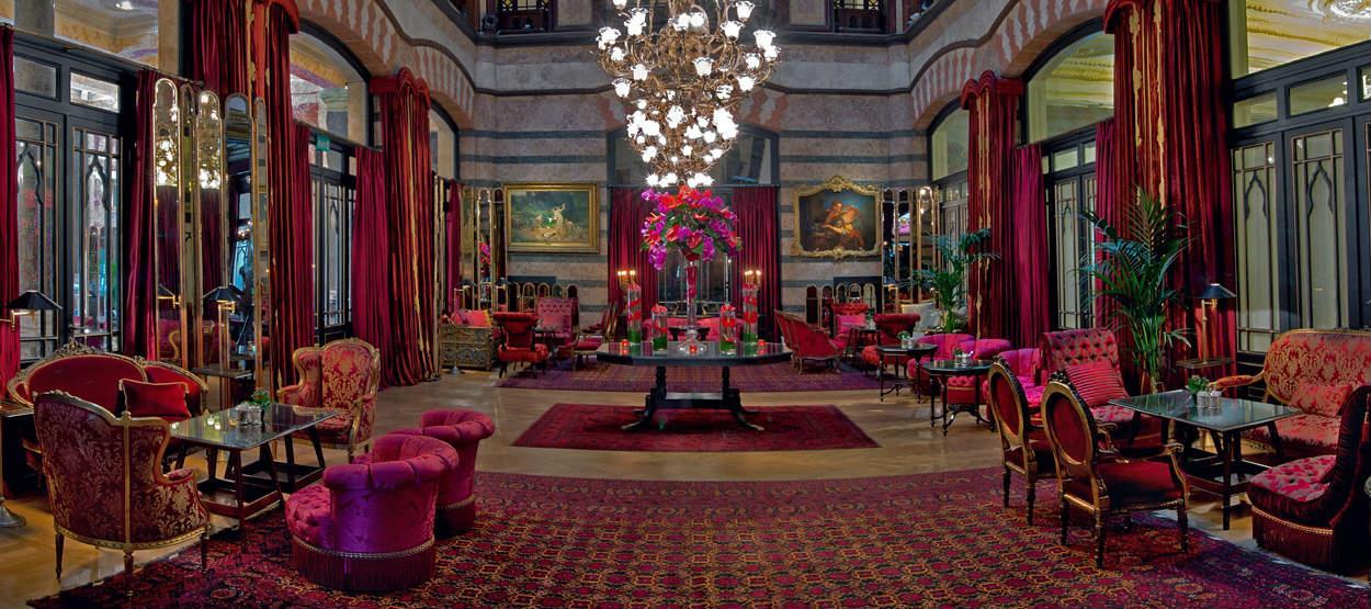 Pera Palace Hotel Jumeirah, Istanbul