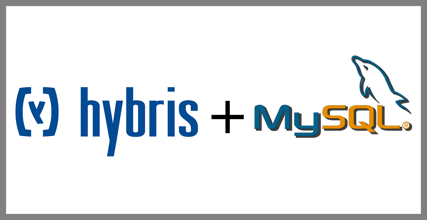 Configuring Hybris e-Commerce Platform with MySql Server 5.6
