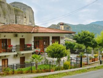 Guesthouse Papastathis, Meteora