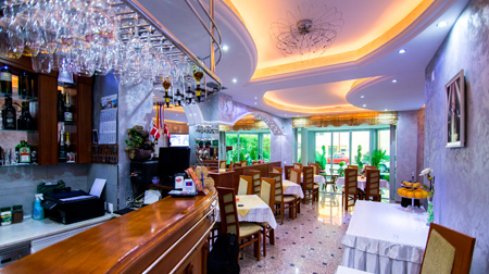 Hotel Villa Dislievski, Ohrid - Restaurant