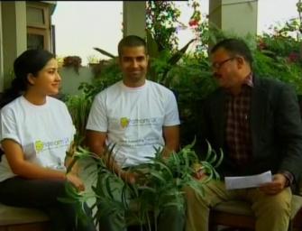 Featured on Doordarshan Channel: December 2014