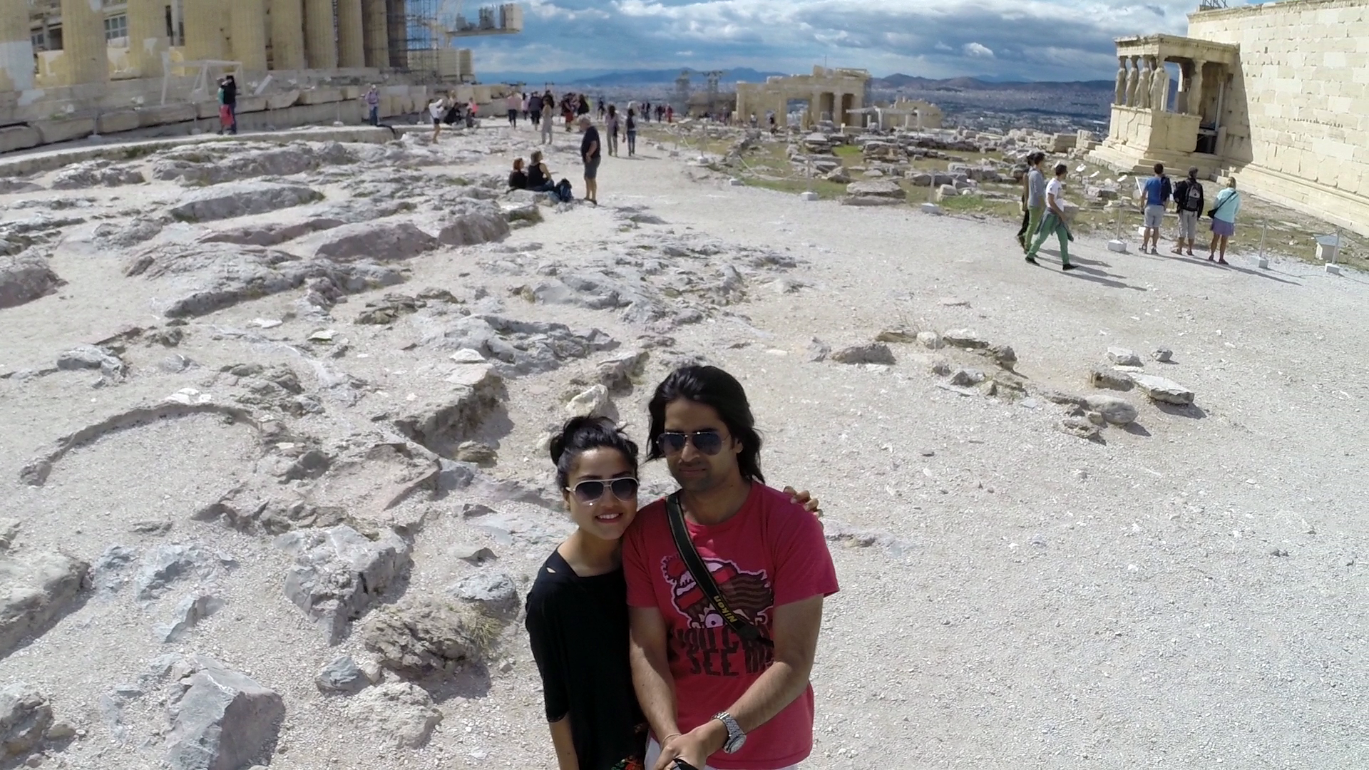 Day 22: Roaming around Historical Athens, Greece and Honest Taxi Drivers