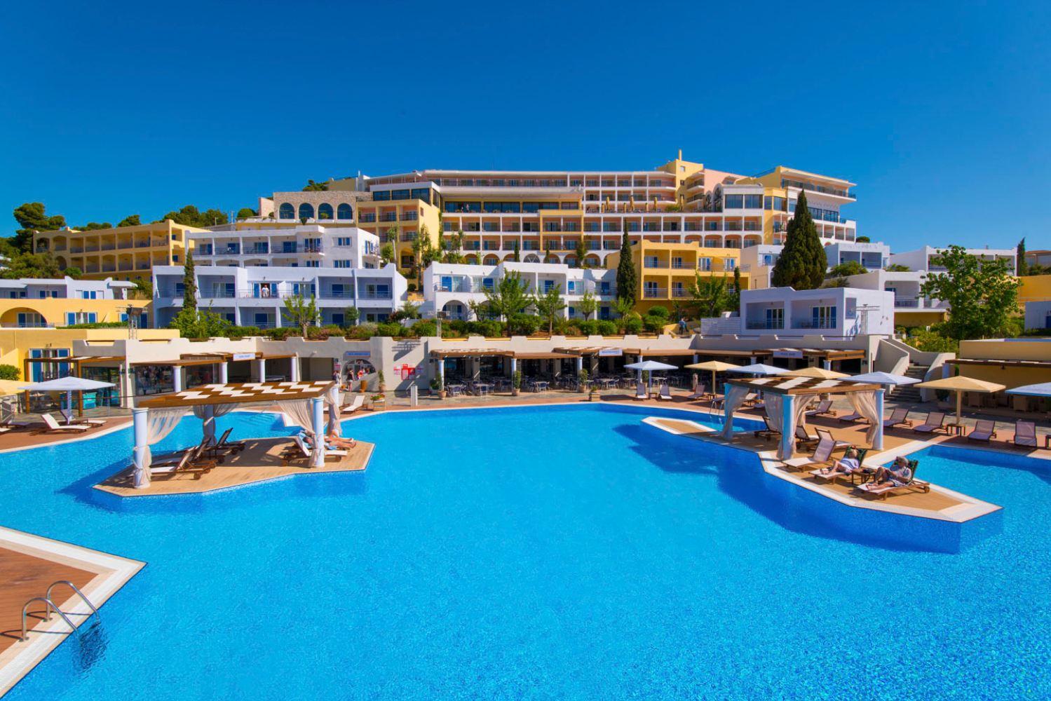 Aquis Mare Nostrum Hotel, Thalasso, Greece
