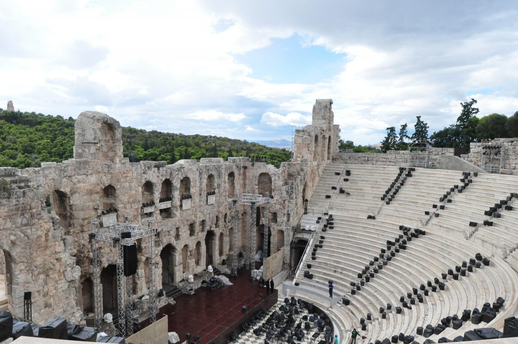 Odeon-of-Herodes-Athens