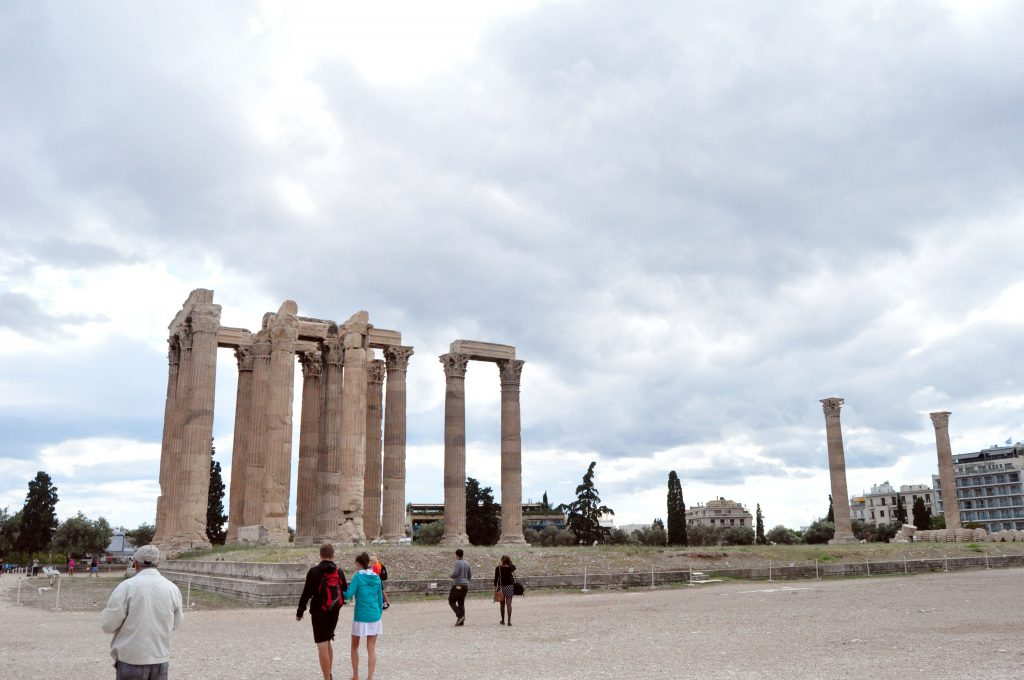 Temple-of-Olympian-Zeus-Athens