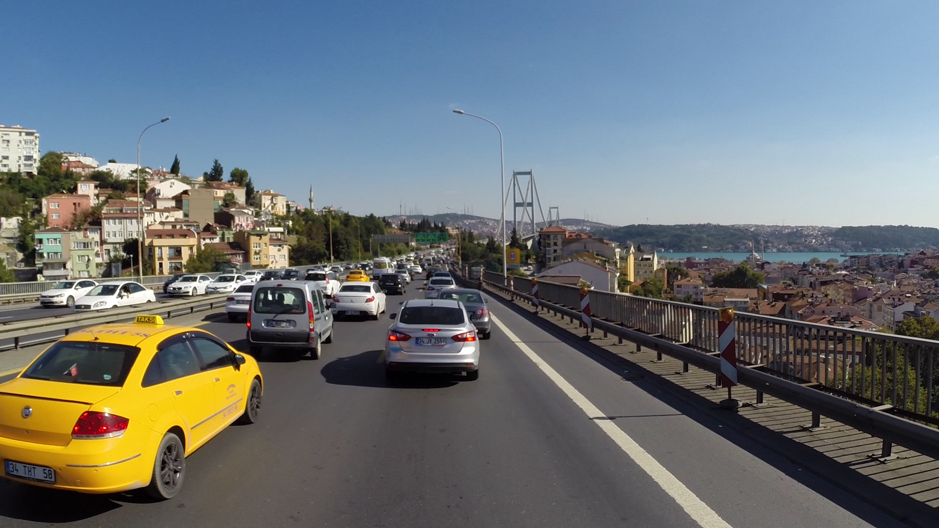 Day 25: Istanbul to Trabzon (Turkey) Non-Stop to board Ferry to Sochi (Russia)