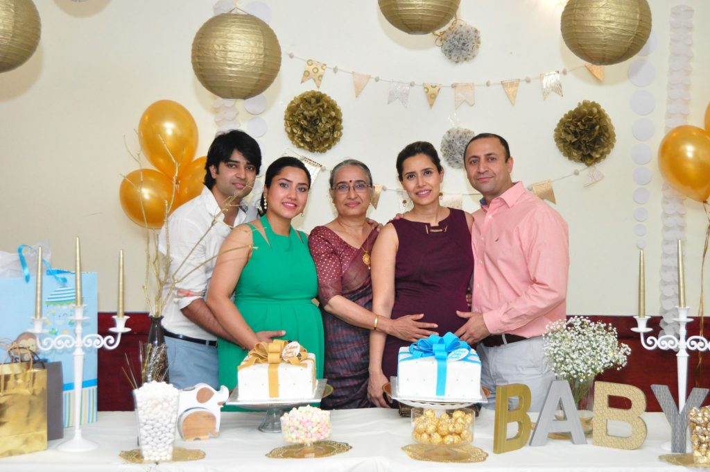 Aarti & Ashima's Baby Shower